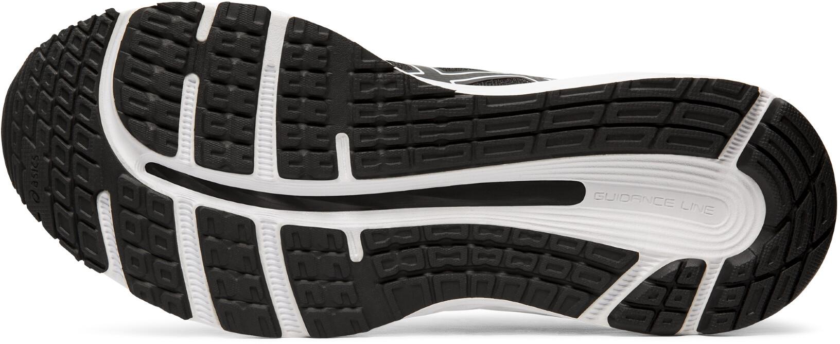 e2c7c25bee2 asics Gel-Cumulus 21 Shoes Men, black/white l Online outdoor shop ...